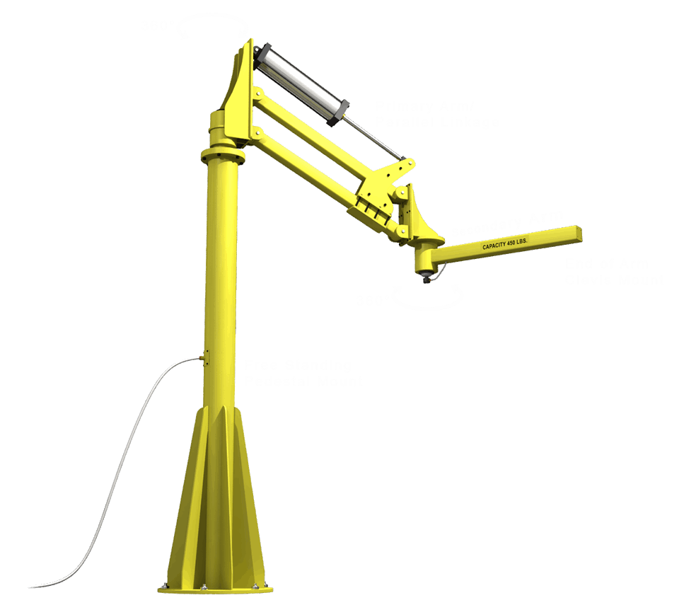 AIMCO Articulating Lifting Arm